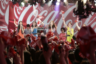 Coca-Cola Presents めざましSong Graffiti Live