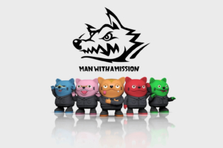 MAN WITH A MISSION アニメティザー ショートムービー